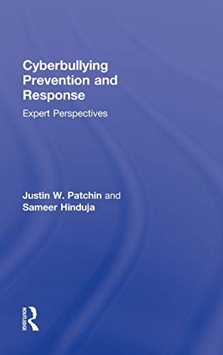 9780415892360: Cyberbullying Prevention and Response: Expert Perspectives