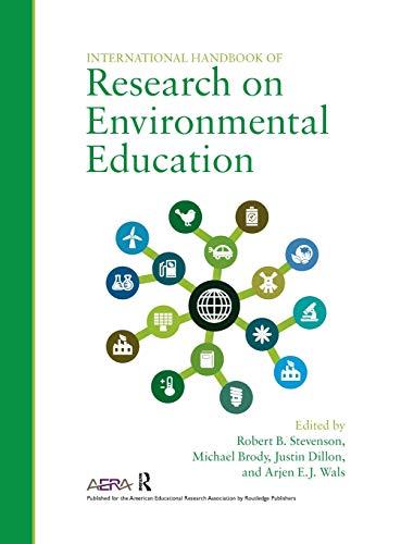 9780415892384: International Handbook of Research on Environmental Education