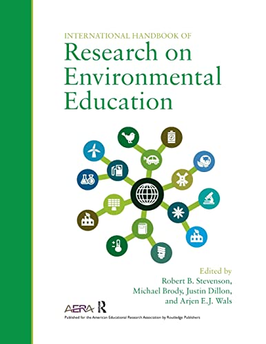 9780415892391: International Handbook of Research on Environmental Education