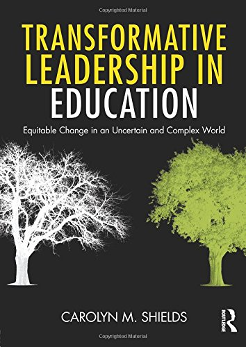 9780415892544: Transformative Leadership in Education: Equitable Change in an Uncertain and Complex World