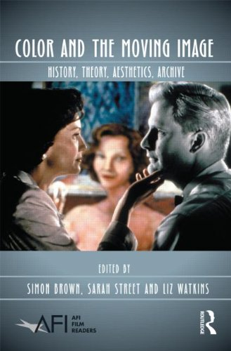 9780415892643: Color and the Moving Image: History, Theory, Aesthetics, Archive (AFI Film Readers)