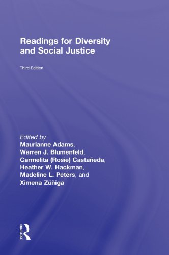 9780415892933: Readings for Diversity and Social Justice