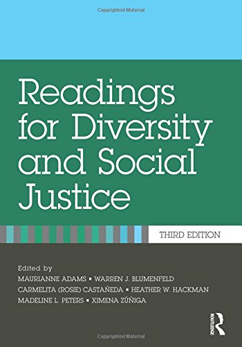 9780415892940: Readings for Diversity and Social Justice