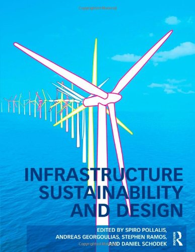9780415893169: Infrastructure Sustainability and Design