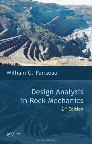 9780415893398: Design Analysis in Rock Mechanics, Second Edition