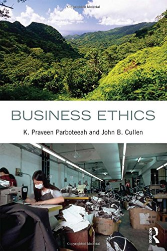 9780415893688: Business Ethics