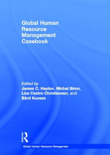 9780415893701: Global Human Resource Management Casebook (Global HRM)