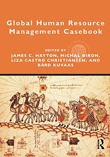 9780415893718: Global Human Resource Management Casebook (Global HRM)