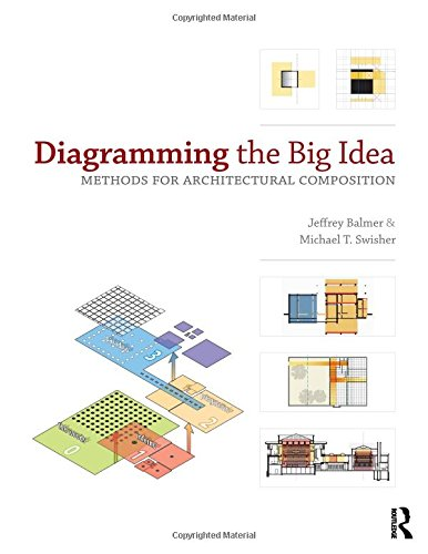 9780415894098: Diagramming the Big Idea: Methods for Architectural Composition