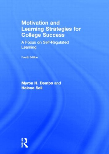 9780415894197: Motivation and Learning Strategies for College Success: A Focus on Self-Regulated Learning