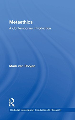 9780415894418: Metaethics: A Contemporary Introduction (Routledge Contemporary Introductions to Philosophy)
