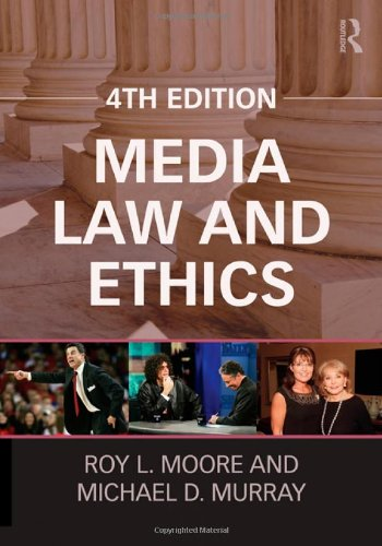 9780415894623: Media Law and Ethics (Routledge Communication Series)