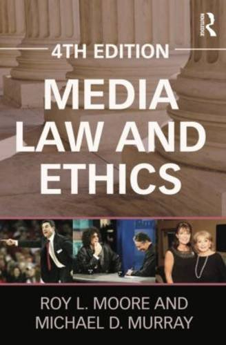 9780415894630: Media Law and Ethics (Routledge Communication Series)