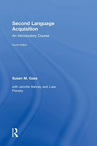 9780415894784: Second Language Acquisition: An Introductory Course