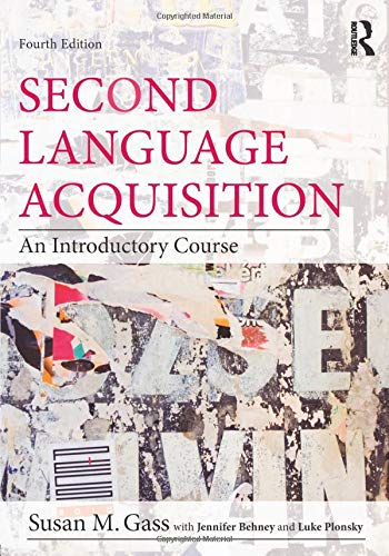 9780415894951: Second Language Acquisition: An Introductory Course: Volume 1
