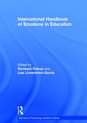 9780415895019: International Handbook of Emotions in Education (Educational Psychology Handbook)