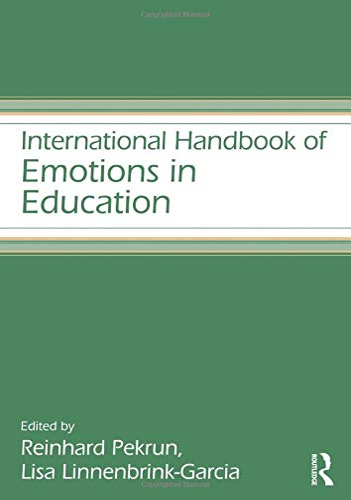 9780415895026: International Handbook of Emotions in Education (Educational Psychology Handbook)