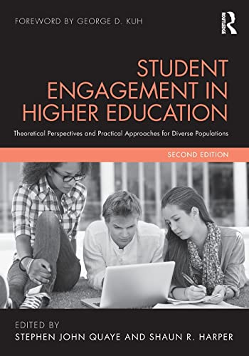 9780415895101: Student Engagement in Higher Education: Theoretical Perspectives and Practical Approaches for Diverse Populations