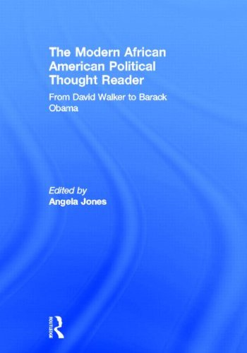 9780415895705: The Modern African American Political Thought Reader: From David Walker to Barack Obama