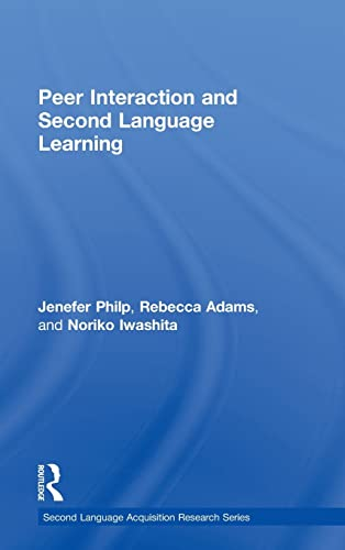 9780415895712: Peer Interaction and Second Language Learning (Second Language Acquisition Research Series)
