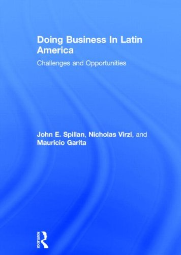 9780415895989: Doing Business In Latin America: Challenges and Opportunities