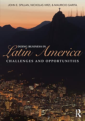 9780415895996: Doing Business In Latin America: Challenges and Opportunities