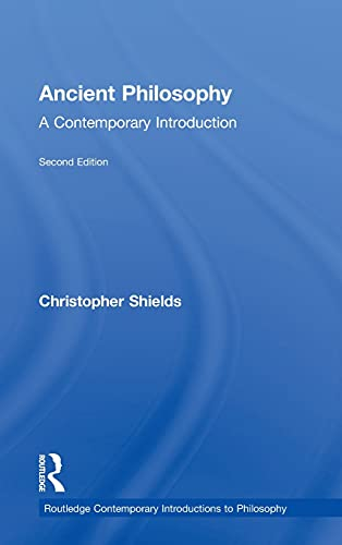9780415896597: Ancient Philosophy: A Contemporary Introduction (Routledge Contemporary Introductions to Philosophy)