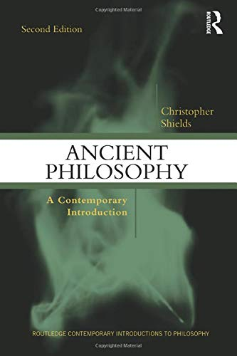9780415896603: Ancient Philosophy: A Contemporary Introduction (Routledge Contemporary Introductions to Philosophy)
