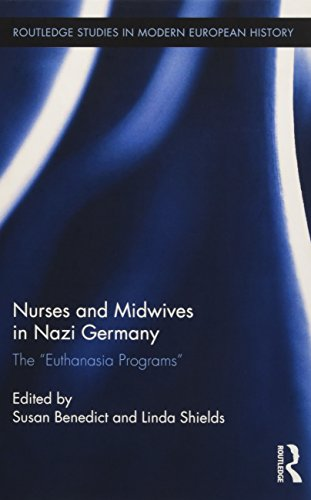 9780415896658: Nurses and Midwives in Nazi Germany: The