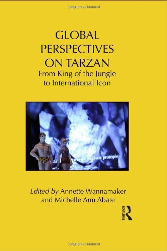 9780415897242: Global Perspectives on Tarzan: From King of the Jungle to International Icon