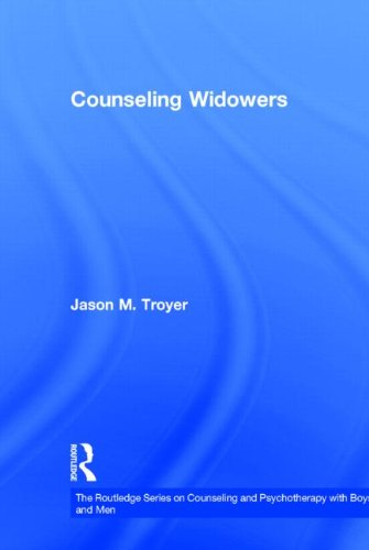 9780415897334: Counseling Widowers (The Routledge Series on Counseling and Psychotherapy with Boys and Men)