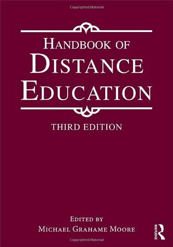 9780415897648: Handbook of Distance Education
