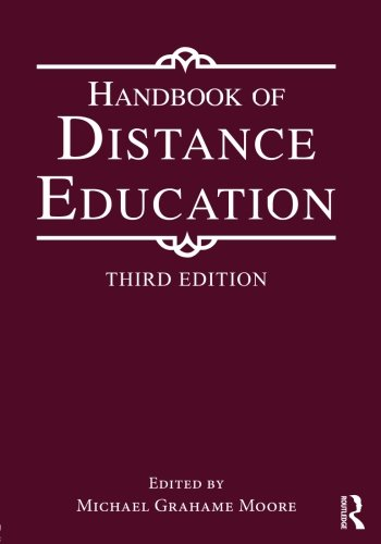 9780415897709: Handbook of Distance Education