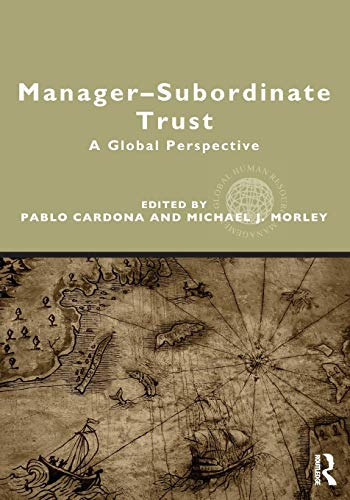 9780415898119: Manager-Subordinate Trust: A Global Perspective (Global HRM)