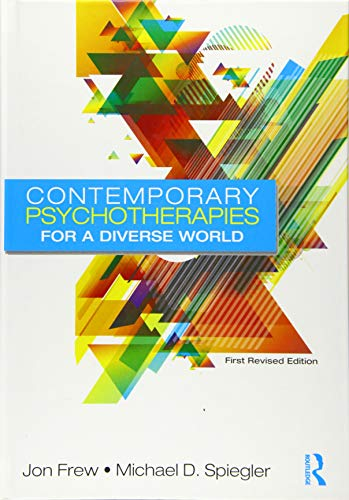 9780415898386: Contemporary Psychotherapies for a Diverse World: First Revised Edition