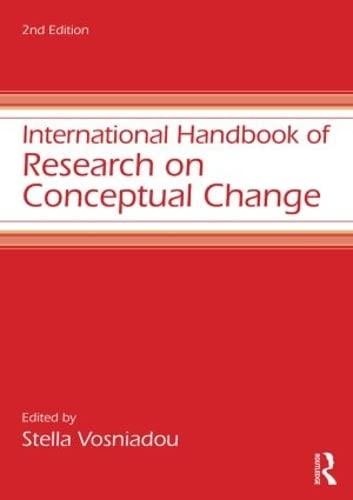 9780415898836: International Handbook of Research on Conceptual Change (Educational Psychology Handbook)