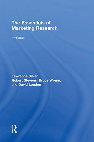 9780415899291: The Essentials of Marketing Research