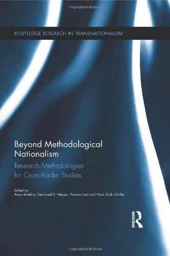 9780415899628: Beyond Methodological Nationalism: Research Methodologies for Cross-Border Studies