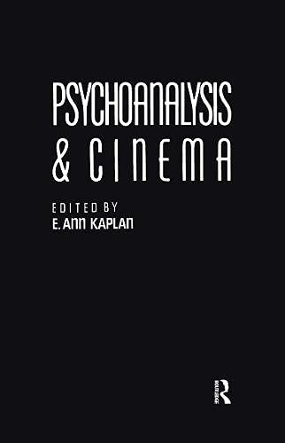 9780415900287: Psychoanalysis and Cinema (AFI film readers)