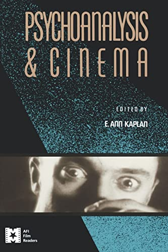 9780415900294: Psychoanalysis and Cinema (AFI Film Readers)