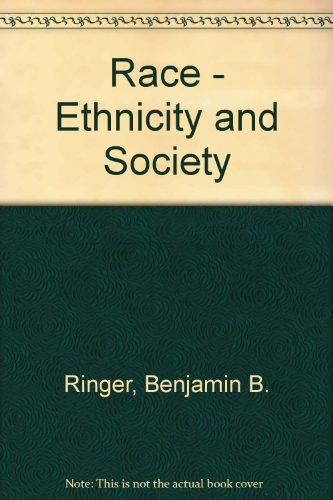 9780415900355: Race-Ethnicity and Society