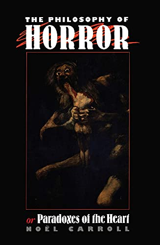 9780415901451: The Philosophy of Horror