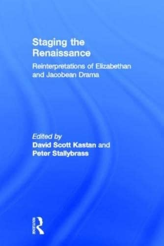 9780415901673: Staging The Renaissance