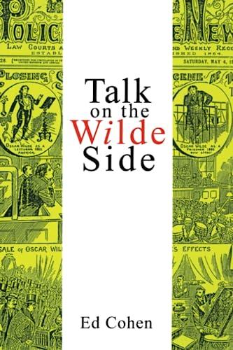 9780415902304: Talk on the Wilde Side