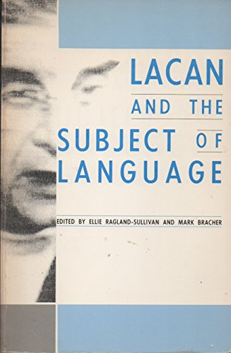9780415903080: Lacan and the Subject of Language