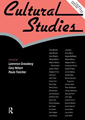 9780415903455: Cultural Studies
