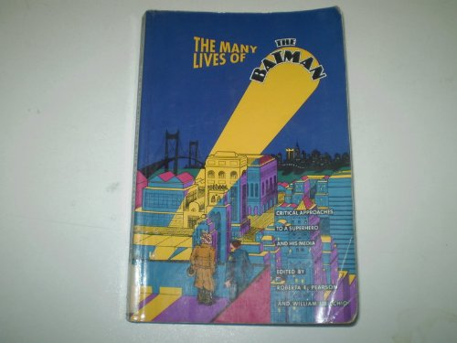 9780415903462: The Many Lives of the Batman