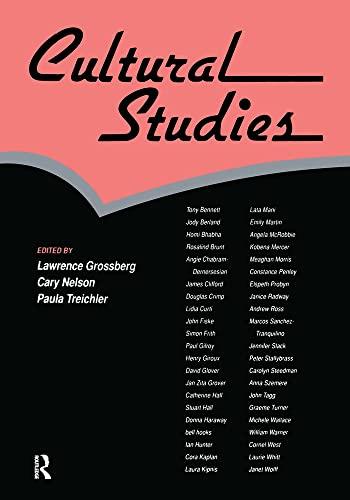 9780415903516: Cultural Studies