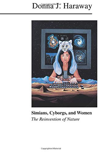 9780415903875: Simians, Cyborgs, and Women: The Reinvention of Nature