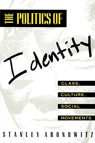 9780415904377: The Politics of Identity: Class, Culture, Social Movements (Communication and Society)